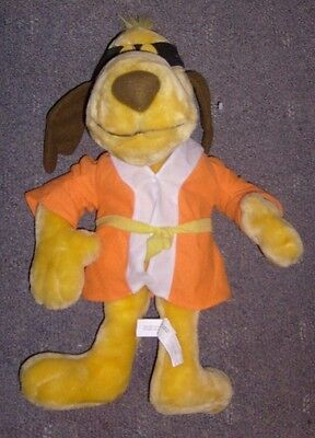 RARE Hong Kong Phooey Plush Figure Karate Warner Bros Studio