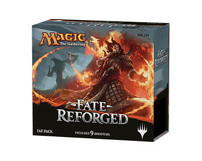 Magic the Gathering - Fate Reforged Fat Pack