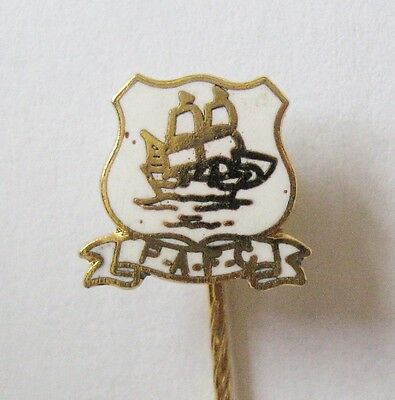 PLYMOUTH ARGYLE - Superb Enamel Football Stick Pin Badge By Moore