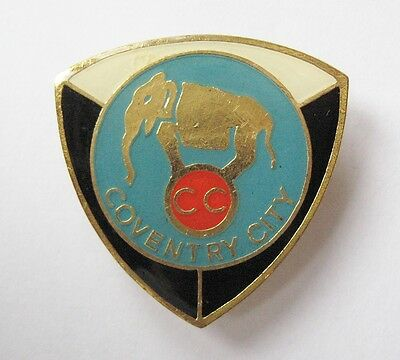 COVENTRY CITY - Excellent Enamel Football Pin Badge