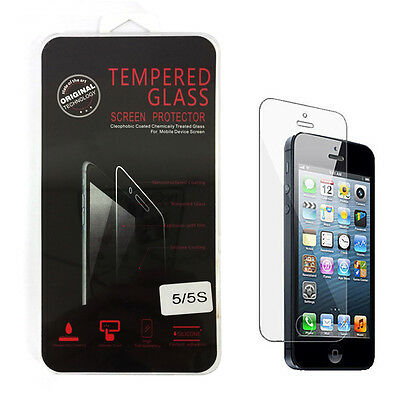 For iPhone 5 5C 5G 5S Clear Ultra Slim Front Screen Protector Cover Shield Film