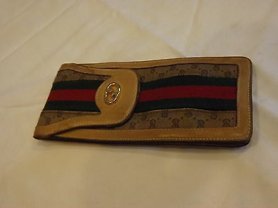 Vintage Gucci Sunglasses Case