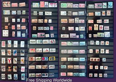 Stamp Collection Bolivia Brazil Nicaragua Mexico Peru Colombia Costa Rica US Ext