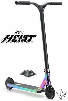 Envy Kos Heist S4 2017 Complete Scooter - Free Stand And Stickers