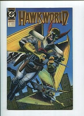 HAWKWORLD #'s 1 2 3 7  14 18 27  | Hawkman | 1990 VF/NM