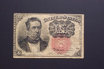 1874 Ten Cent Fractional Currency Note