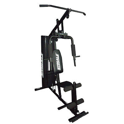 Home Gym Sh-6066 One Size Black Stations de musculation