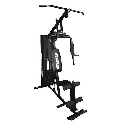 Striale Home Gym Sh-6066 One Size Black Stations de musculation