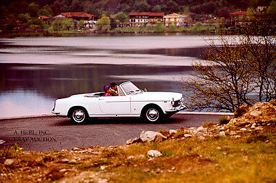 Fiat 1500 S Spider 1963 – 1963 debut Fiat 1500 S Convertible cabriolet – photo