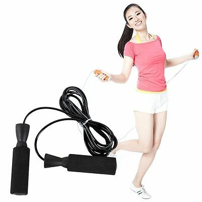 Fitness Aerobic Bearing Speed Gym Crossfit Exercise Jump Rope Boxing Skipping