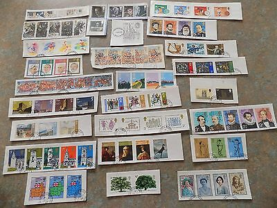 Gb Fdc Cuttings  Collection £Sd-Decimal 150 Plus Post Free