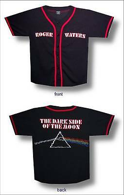 Roger Waters! Dsotm  Baseball Jersey Shirt Large New!!