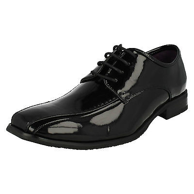 WHOLESALE Mens Patent Formal Shoes / Sizes 7x11 / 14 Pairs / A2072