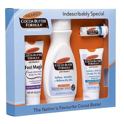 Palmers Cocoa Butter Formula Indescribably Special Body Moisturiser Gift Set