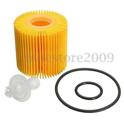 Petrol Oil Filter Set Engine For Toyota Avalon Camry Highlander 04152-YZZA1