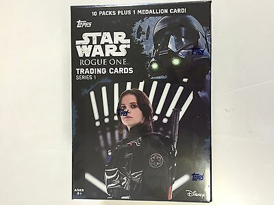 2016 Topps Star Wars Series 1 Rogue One Blaster Box