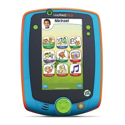 LeapFrog - LeapPad Glo Learning Tablet - Teal - English version