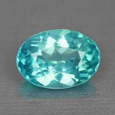 1.17 Cts Top Quality Neon Green Color Natural Apatite Gemstones