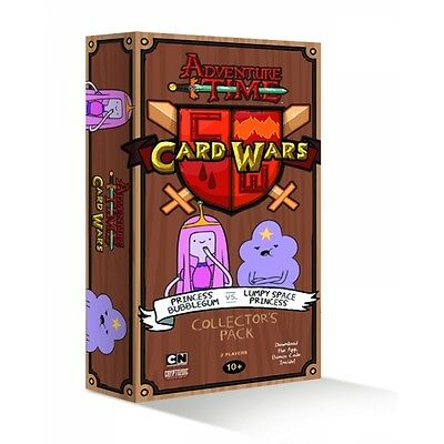 Adventure Time Card Wars Princess Bubblegum vs Lumpy Space Princess Collectors P
