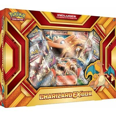 Pokemon TCG Charizard EX Box 2016 Fire Blast Brand New