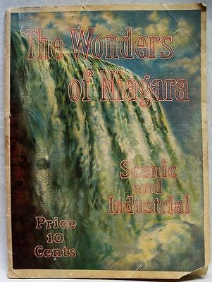 The Shredded Wheat Company Advertising Brochure Niagara Falls 1914 Wwi Vintage