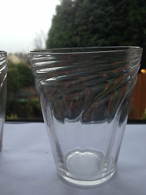 Rare Stevens And Williams Lygon Tumbler Designed By Gordon Russell Broadway