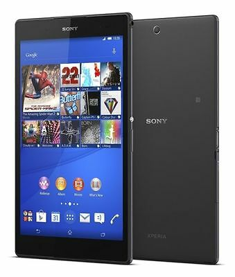 Sony Xperia Z3 Tablet Compact SGP611 Black Schwarz Android NEU