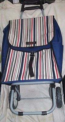 Lorenz Shopping Trolley Strong & Exc.Cond.