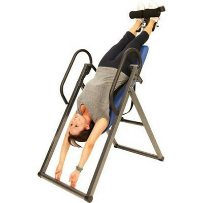 Ironman Body Champ Inversion Table Therapy Gravity Incline Back Pain Essex 990