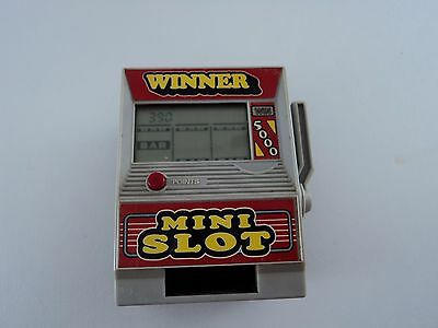 Vintage Radio Shack  mini-slot machine 60-2421