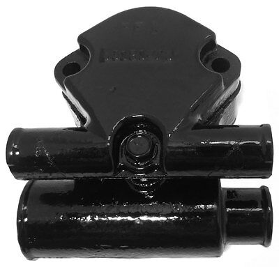 Indmar SBC Thermostat Housing - Complete with 142° Thermostat - 531067