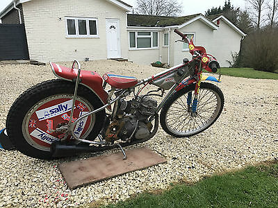 Jawa Speedway/flat Track Bike For Spares Or Repair
