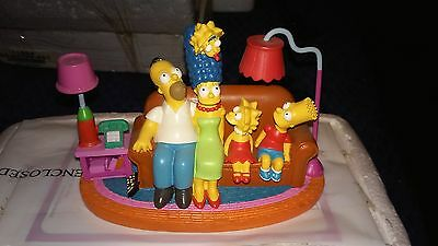 The Simpson's Couch Gag Couch Classic Hamilton Collection