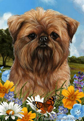 Large Indoor/Outdoor Summer Flag - Brussels Griffon 18128