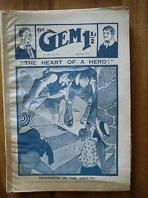 The Gem   No 592  June 14th 1919  Prisoners in the Vaults