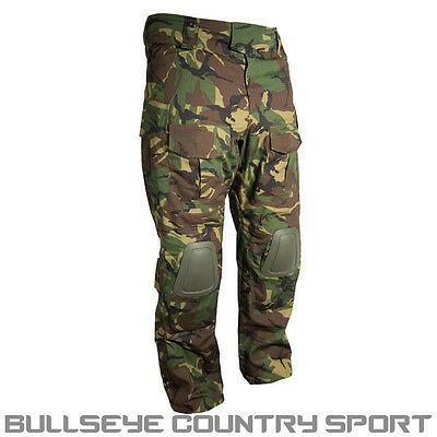 Combat Special Ops Trousers with Knee Pads Dpm Camo Airsoft Work Army