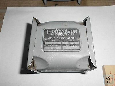 Thordarson T-45126 Interstage Transformer