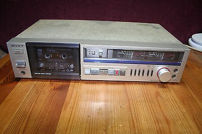 Vintage Sony TC- FX2 Stereo Cassette Deck 2 motor drive