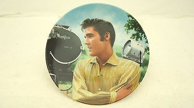 Elvis In Hollywood Collector Plate Delphi 1990 Looking At A Legend Presley 56202