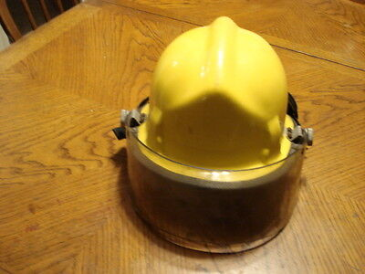 Vintage Cairns and Brothers  Fire Helmet
