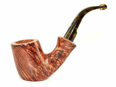 "LUIGI VIPRATI "" 1 Quadrofoglio "" - Hand Made in Italy - 9mm Pfeife / Pipe 197"