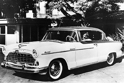 1955 Hudson Coupe Factory Photo ca6114