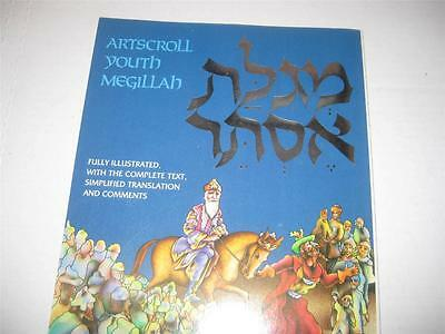 The Artscroll Youth Megillah: Fully Illustrated with the Complete Text, Simplifi