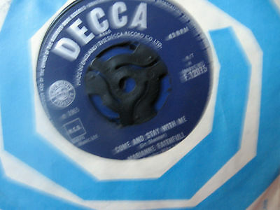 """Marianne Faithfull 1965 """" Come And Stay With Me """" Decca F 12075"""