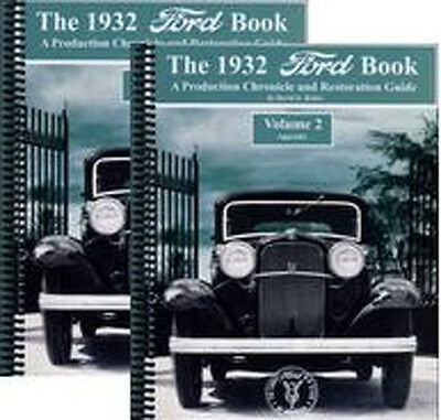 1932 Ford Two Book Set