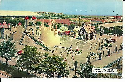 Butlins Filey The Childrens Playground  F.3 Pc