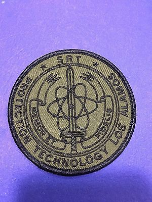 Los Alamos New Mexico  Protection Technology S.r.t. Shoulder Patch