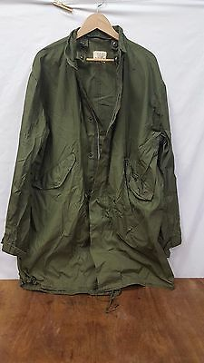 Vintage M-65 Men's Arctic US Military Fishtail Parka,  from 37 to 41 inches
