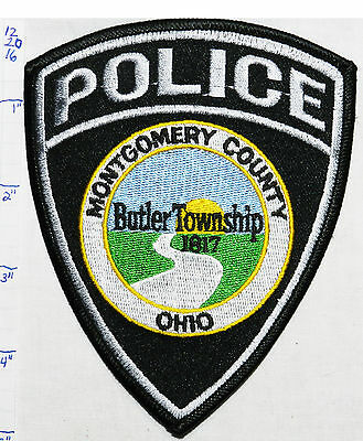 Ohio, Butler Township Police Dept Patch