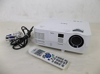 NEC NP-VE281X DLP / HDMI Projector Very Good Condition